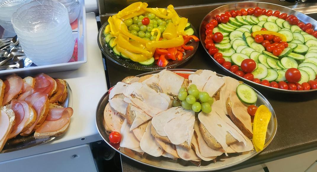 Gesundes Frühstück©Oberschule Marklohe