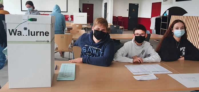 Juniorwahl©Oberschule Marklohe