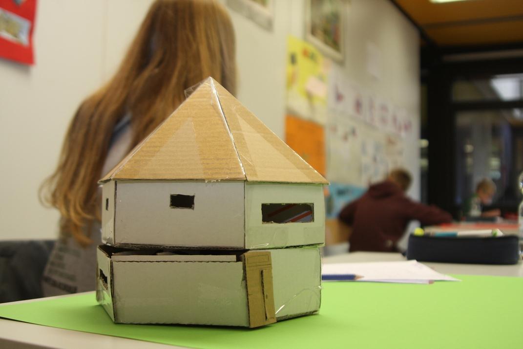 Modellbau in Mathe©Oberschule Marklohe