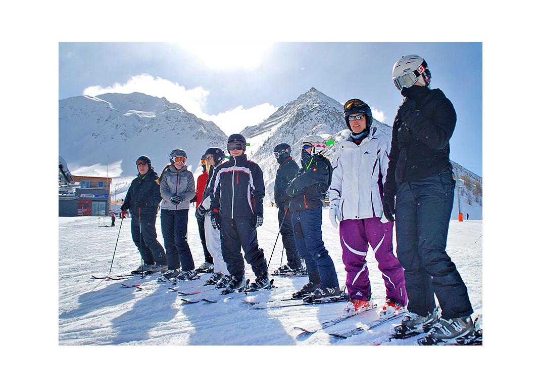 Skikompaktkurs©Oberschule Marklohe